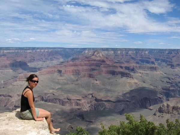 Celine, Grand Canyon, Etats-Unis