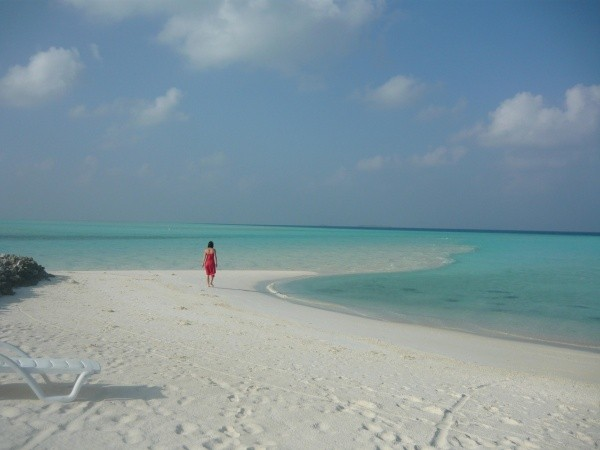 Blandine ;reveries;Maldives